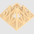 Straight-new_v6.png Download free STL file LED Bridge Lamp Base • 3D printer template, Sponge
