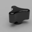 Craftbot_Plus_bed_level_knob_2.png Télécharger fichier STL gratuit Bouton de lit chauffant • Plan pour imprimante 3D, Sponge
