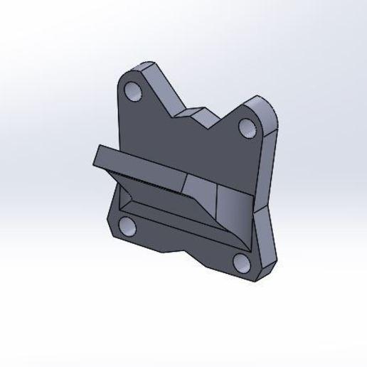 Download free 3D print files Bag holding hook, DemonRC