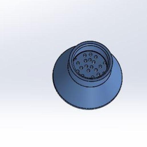 Download free 3D printer model Facet shower head adapter, DemonRC