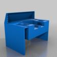 Télécharger fichier STL gratuit Main Street - Ottawa, Kansas • Design imprimable en 3D, MiniMe