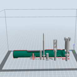 Descargar diseños 3D El ensamblaje del portador del perno M4, Stivenson369