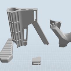 Descargar modelos 3D para imprimir Bumpfire Stock AR-15/M4, Stivenson369