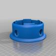 3921be18ffa6836ed7a4ed2963b65379.png Download free STL file Echo Dot Holder • 3D printable design, coastermad