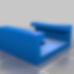 hue_clip.stl Télécharger fichier STL gratuit Clip de la bande LED Philips Hue • Plan pour impression 3D, coastermad