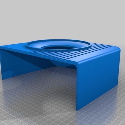 2a4b05f3f213239cb989e475c575e725.png Télécharger fichier STL gratuit Porte-point-écho de la radio Amazon vintage de Bush • Plan pour impression 3D, coastermad