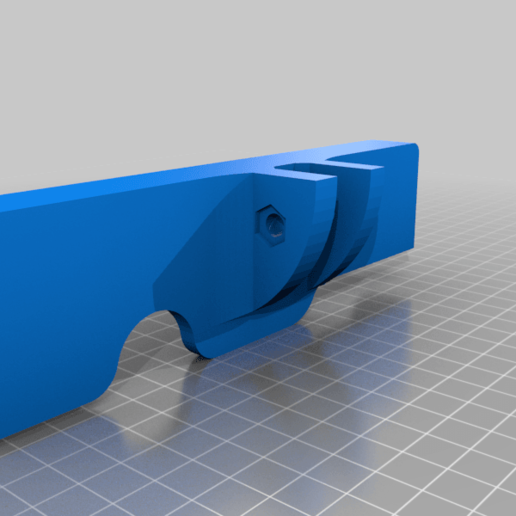 Download free 3D printing templates Mobile phone mount for Xiaomi Mi A2, coastermad