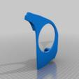 Download free STL file Transt custom reversing monitor holder RHD • 3D print model, coastermad