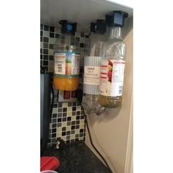 Download 3D printer files Bottle Hangers, coastermad