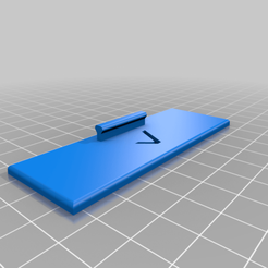 Prusa_Screen_Cover.png Download free STL file Prusa i3 MK3 screen cover • 3D printable template, kis79
