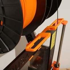 Télécharger fichier STL gratuit Guide du filament Prusa i3 MK3 • Plan pour imprimante 3D, kis79