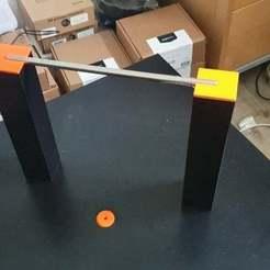 20200801_183802.jpg Télécharger fichier STL gratuit Ikea manque un porte-bobine de table • Plan à imprimer en 3D, kis79