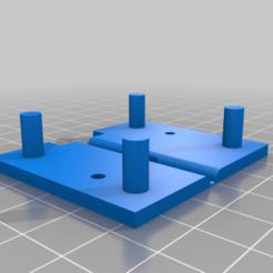 Download free 3D printer files IKEA BJURSTA Hinge, kis79