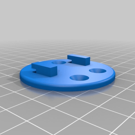 49bc620e64b08a16b0c6f34db7b77a65.png Download free STL file Somfy Motor Bracket Adapter Roll-Up 28 • 3D printing object, kis79