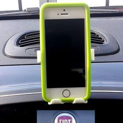 OEYA0253_2.JPG Télécharger fichier GCODE FIAT 500 L Iphone / Support pour smartphone • Plan à imprimer en 3D, rambaldi