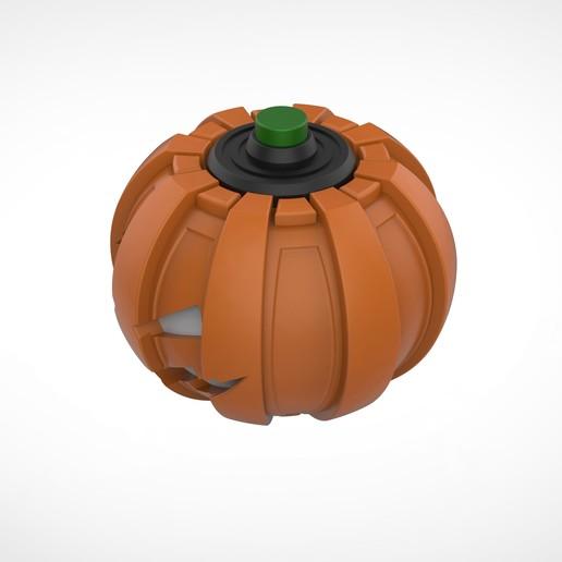 005.jpg Download 3MF file Green goblin bombs from the Spide-Man comics • 3D print model, vetrock