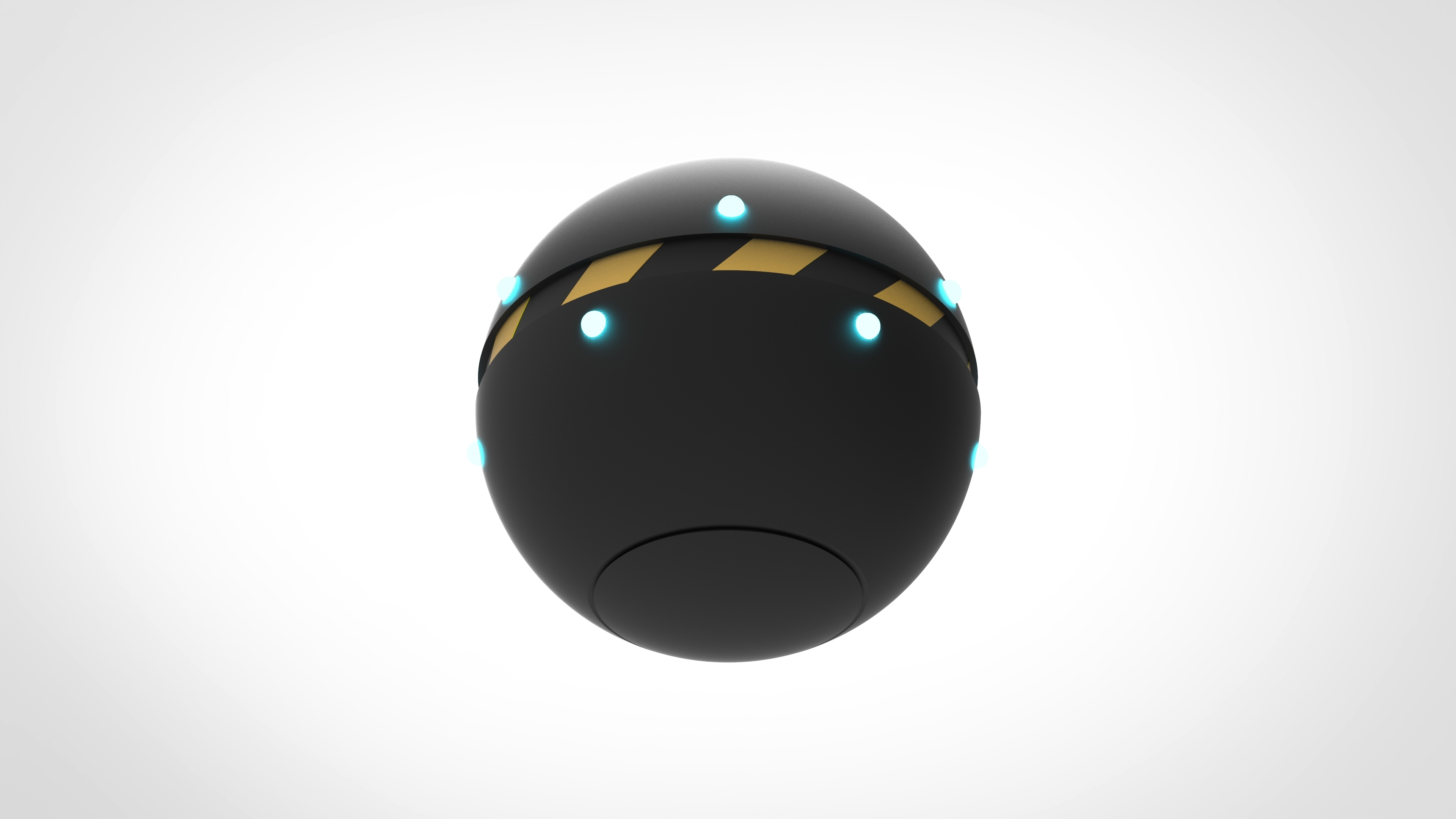 004.jpg Download 3MF file Trap Orb from the Ghostbusters comics  • 3D printable object, vetrock