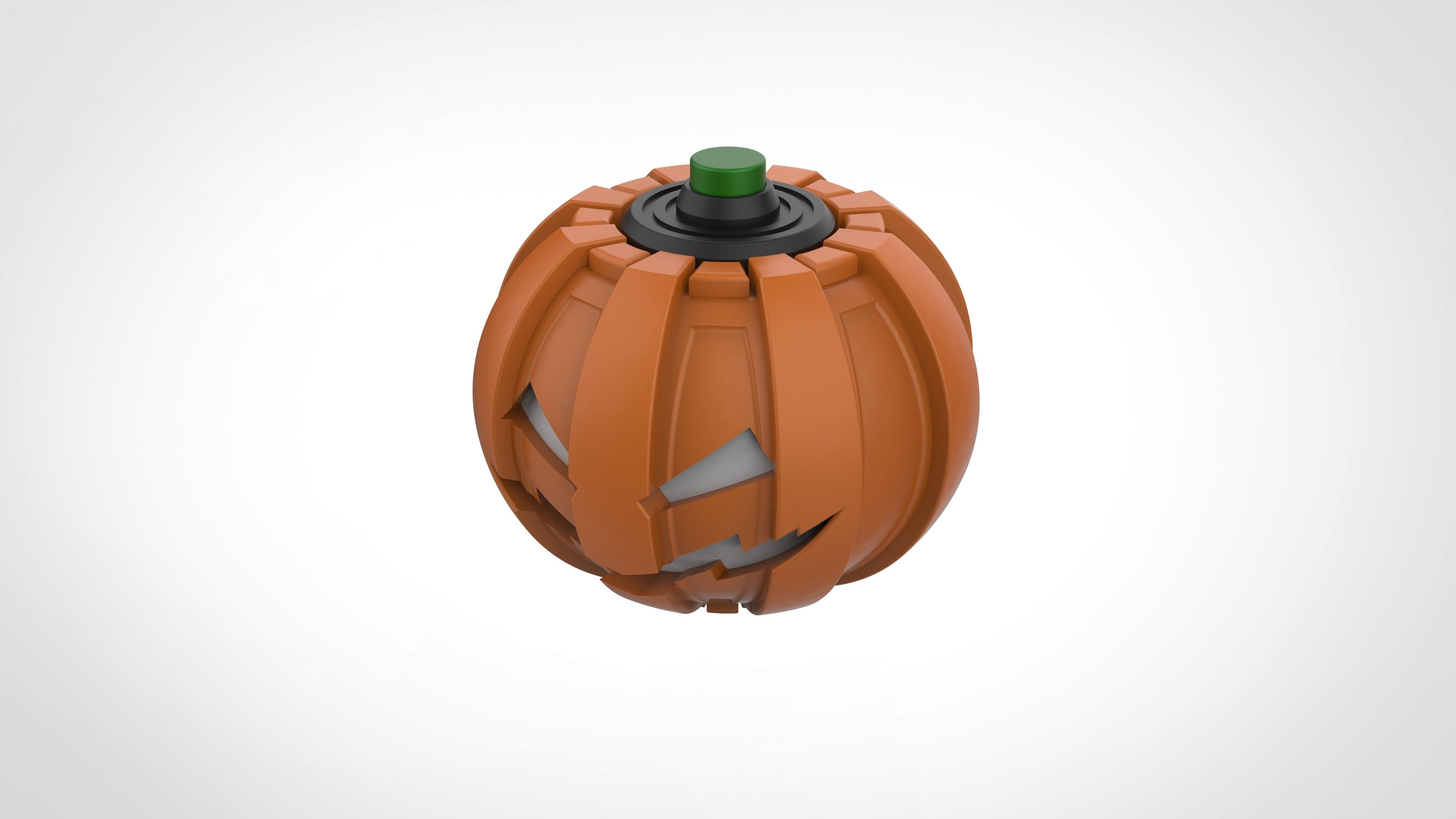 002.jpg Download 3MF file Green goblin bombs from the Spide-Man comics • 3D print model, vetrock