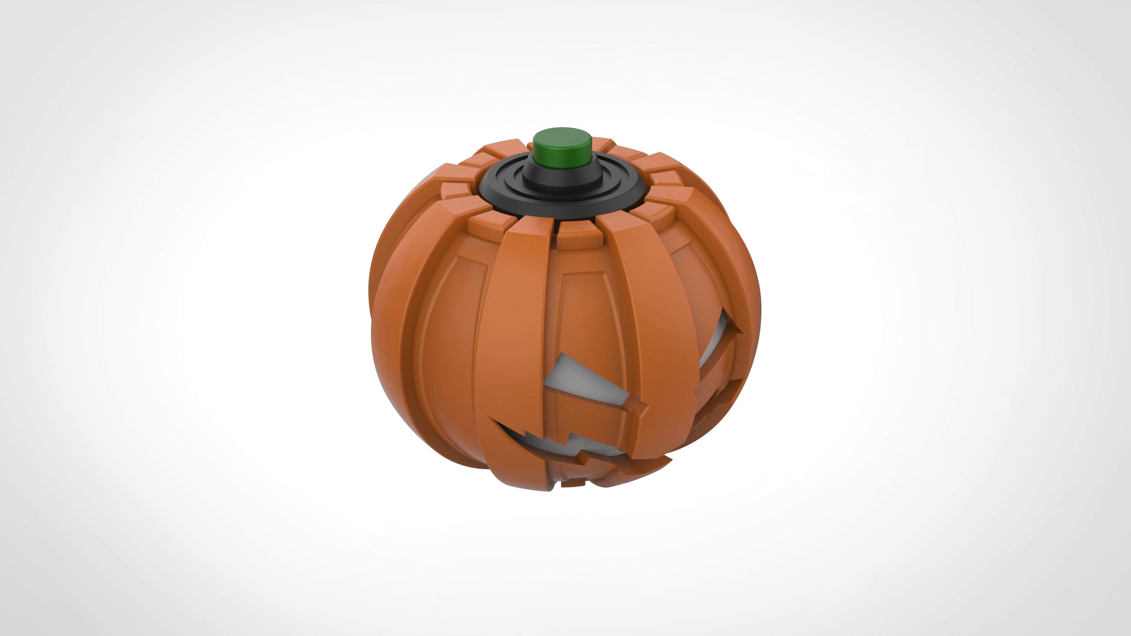 015.jpg Download 3MF file Green goblin bombs from the Spide-Man comics • 3D print model, vetrock