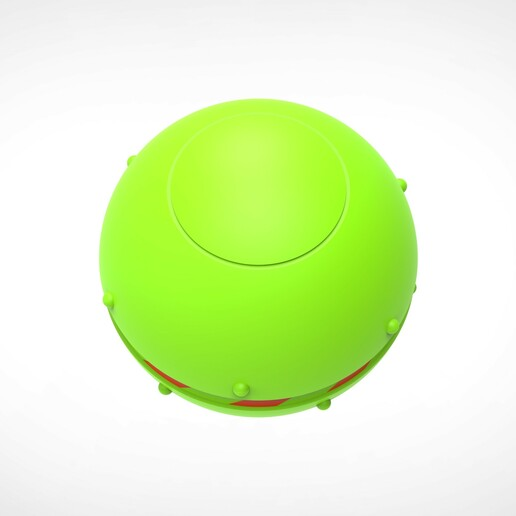 019.jpg Download 3MF file Trap Orb from the Ghostbusters comics  • 3D printable object, vetrock