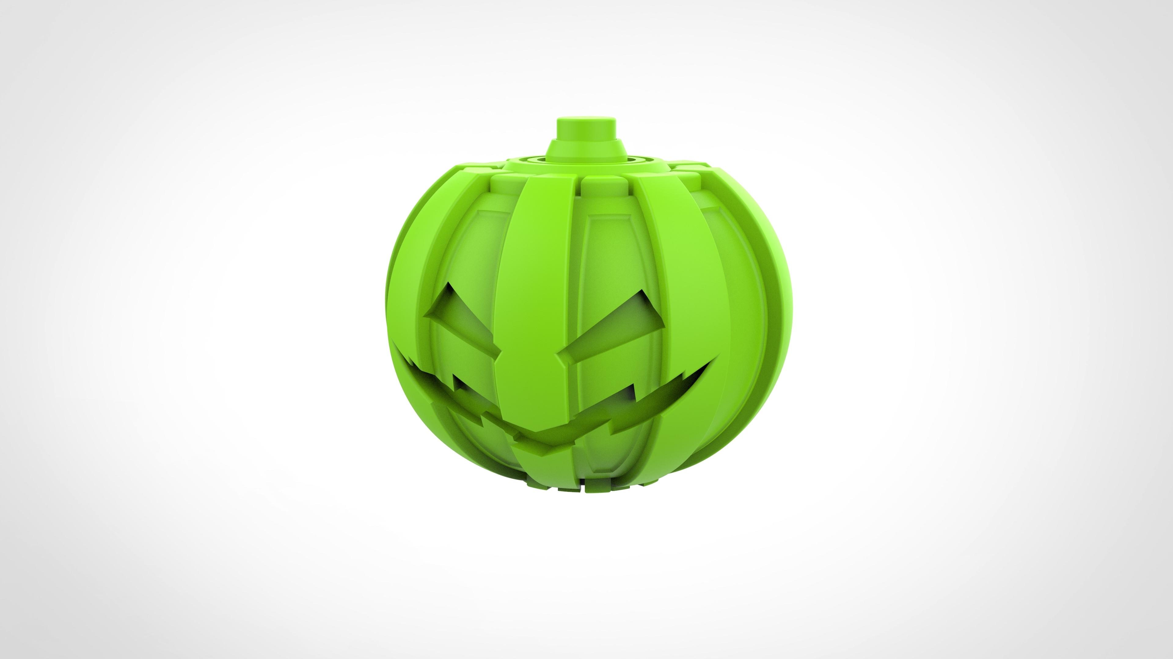 016.jpg Download 3MF file Green goblin bombs from the Spide-Man comics • 3D print model, vetrock