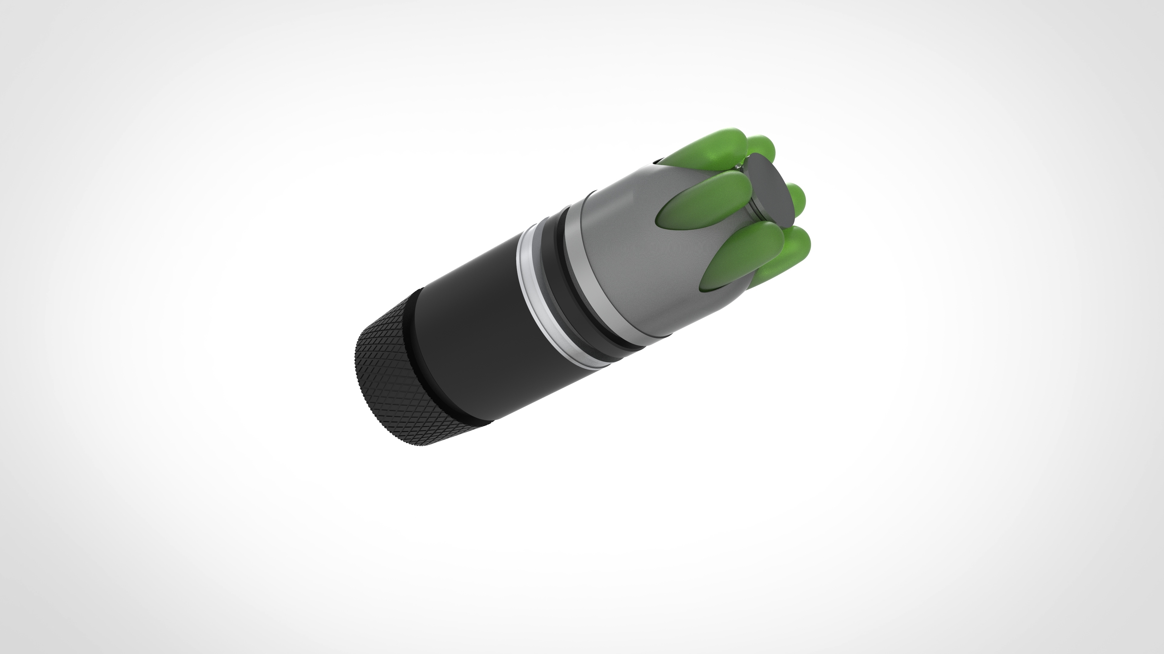 003.jpg Download 3MF file Glue grenade from the video game Batman: Arkham Origins • 3D printer model, vetrock