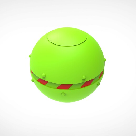 015.jpg Download 3MF file Trap Orb from the Ghostbusters comics  • 3D printable object, vetrock