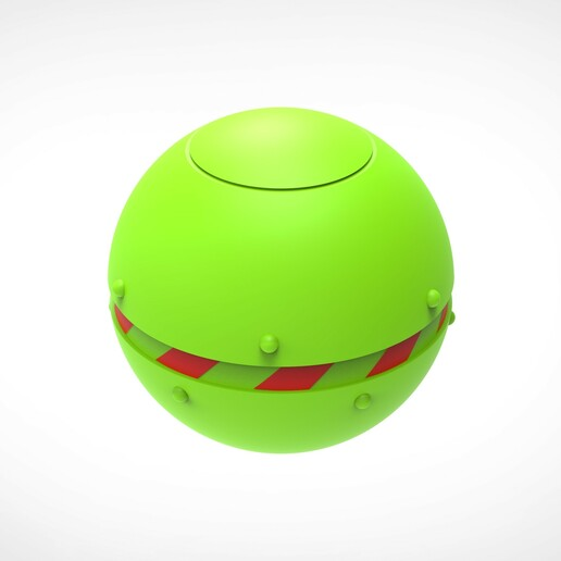 016.jpg Download 3MF file Trap Orb from the Ghostbusters comics  • 3D printable object, vetrock