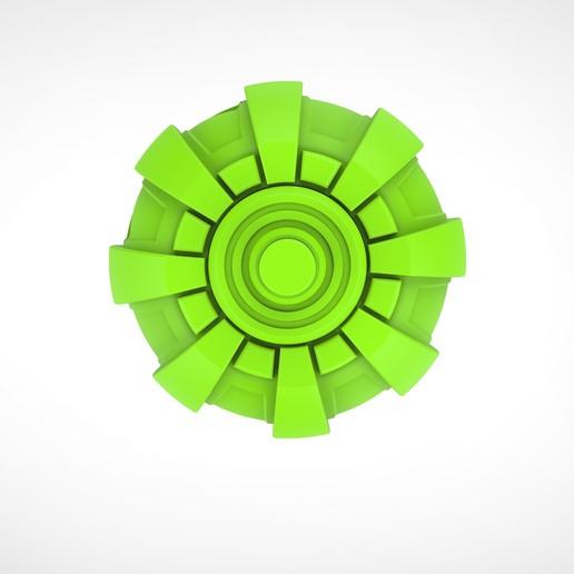 028.jpg Download 3MF file Green goblin bombs from the Spide-Man comics • 3D print model, vetrock