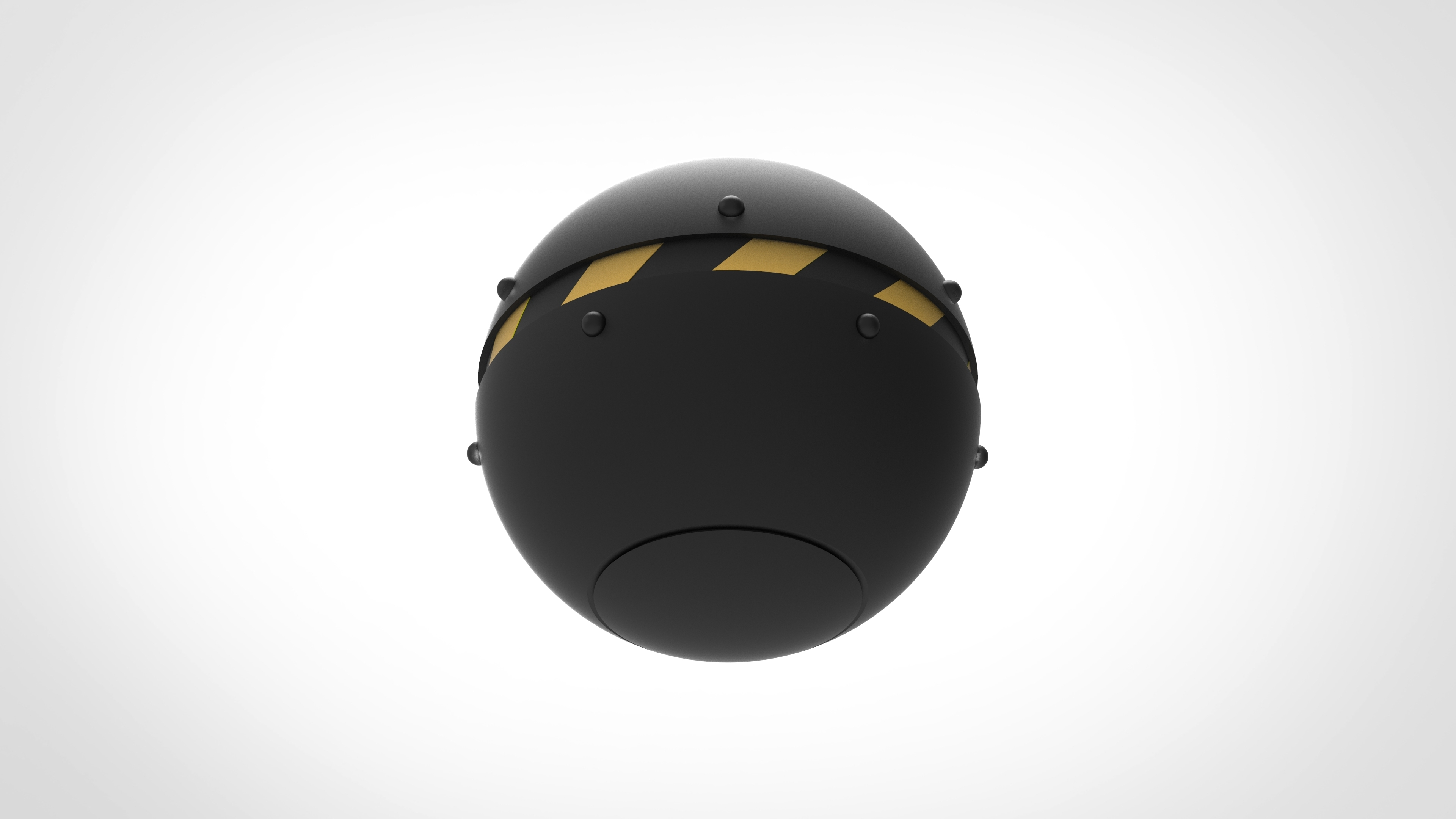 011.jpg Download 3MF file Trap Orb from the Ghostbusters comics  • 3D printable object, vetrock