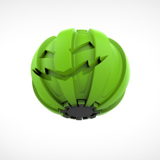 021.jpg Download 3MF file Green goblin bombs from the Spide-Man comics • 3D print model, vetrock