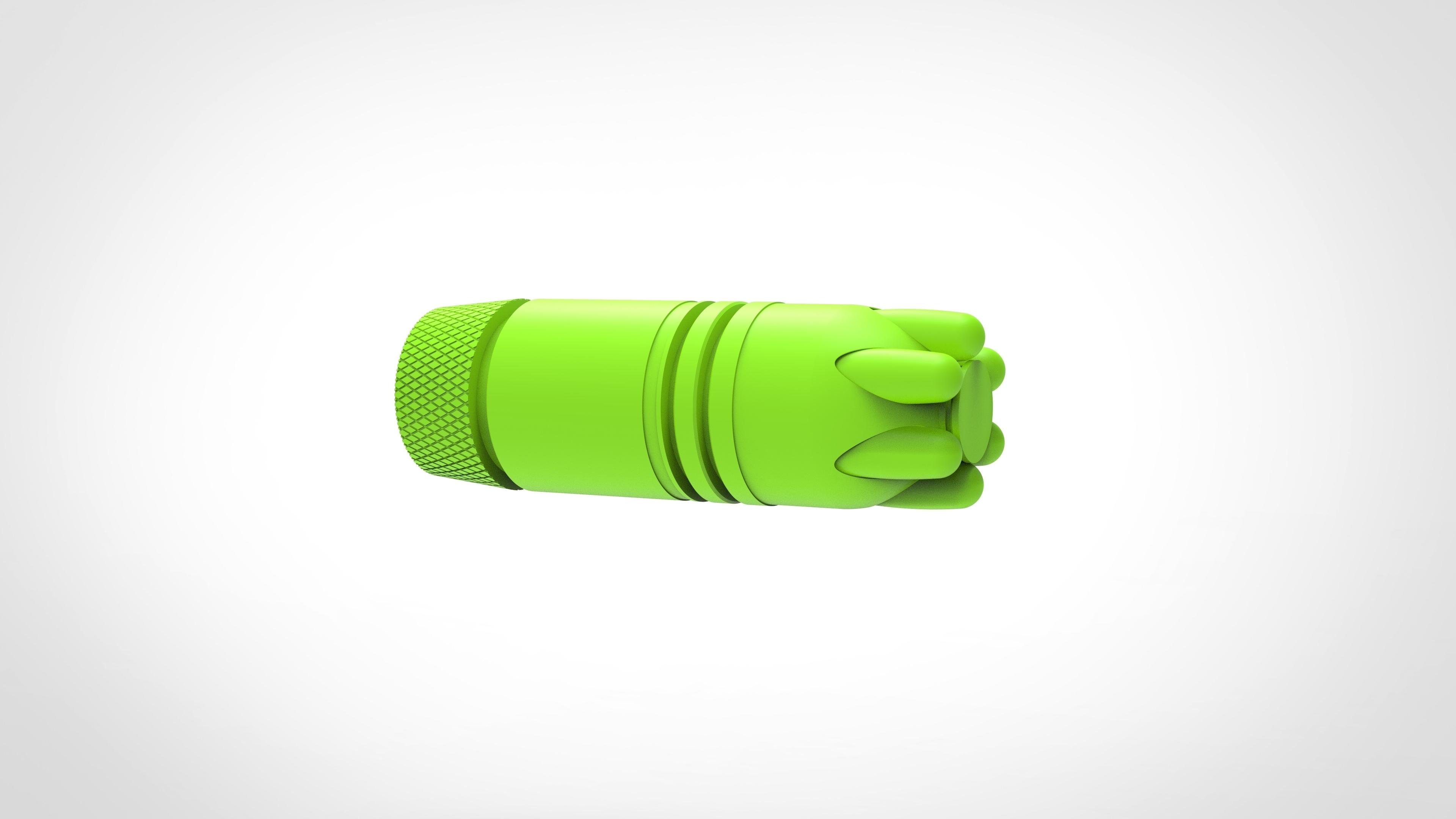 032.jpg Download 3MF file Glue grenade from the video game Batman: Arkham Origins • 3D printer model, vetrock