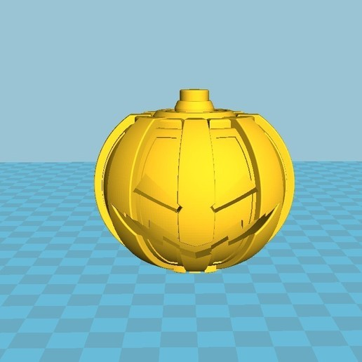 039.jpg Download 3MF file Green goblin bombs from the Spide-Man comics • 3D print model, vetrock