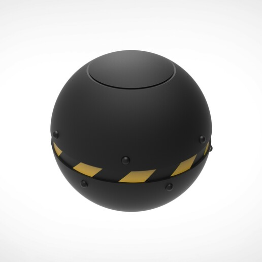 009.jpg Download 3MF file Trap Orb from the Ghostbusters comics  • 3D printable object, vetrock