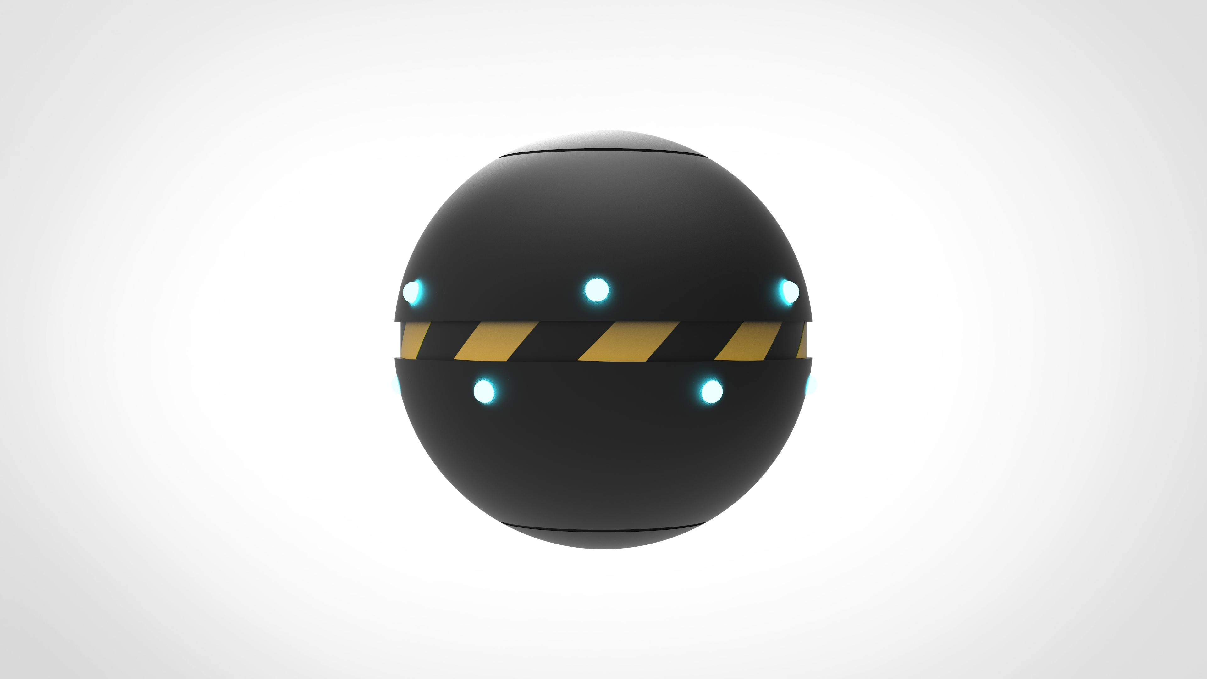 003.jpg Download 3MF file Trap Orb from the Ghostbusters comics  • 3D printable object, vetrock