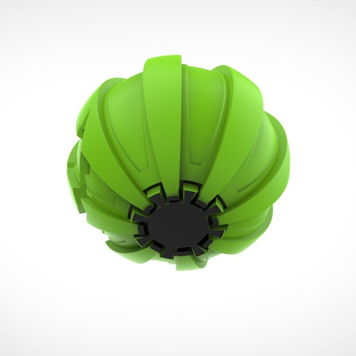023.jpg Download 3MF file Green goblin bombs from the Spide-Man comics • 3D print model, vetrock