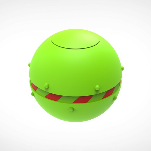 021.jpg Download 3MF file Trap Orb from the Ghostbusters comics  • 3D printable object, vetrock