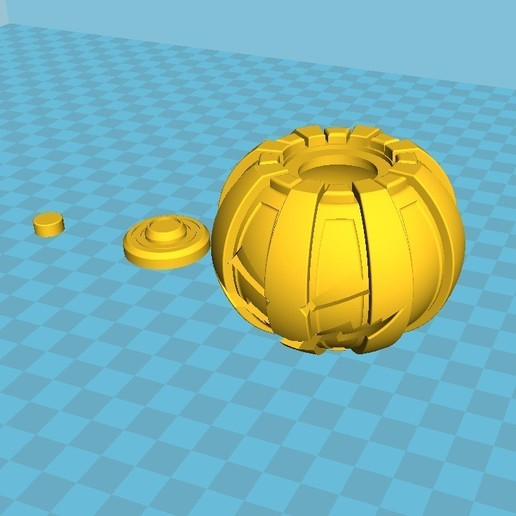 042.jpg Download 3MF file Green goblin bombs from the Spide-Man comics • 3D print model, vetrock