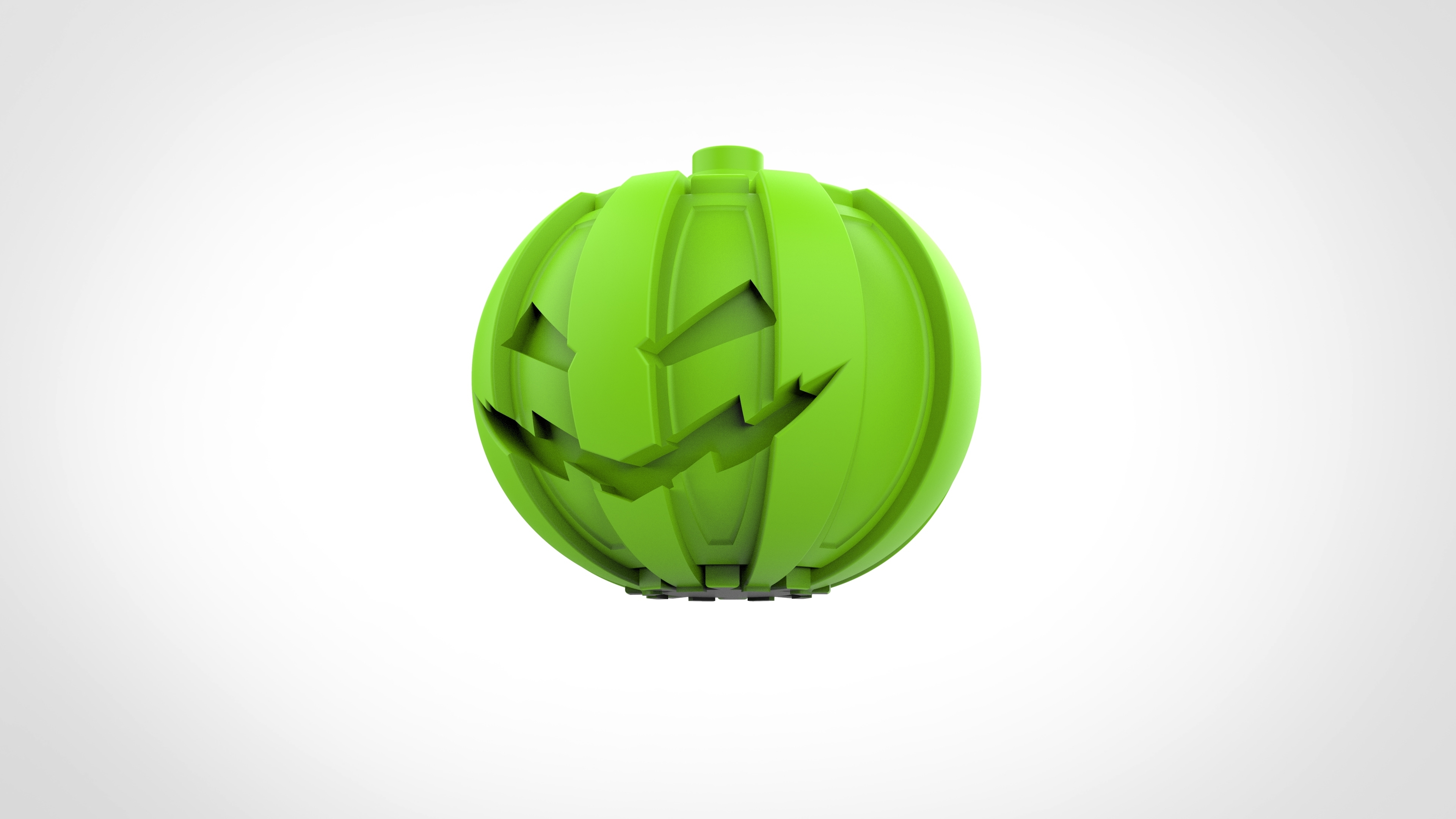 022.jpg Download 3MF file Green goblin bombs from the Spide-Man comics • 3D print model, vetrock