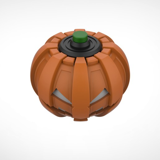 009.jpg Download 3MF file Green goblin bombs from the Spide-Man comics • 3D print model, vetrock