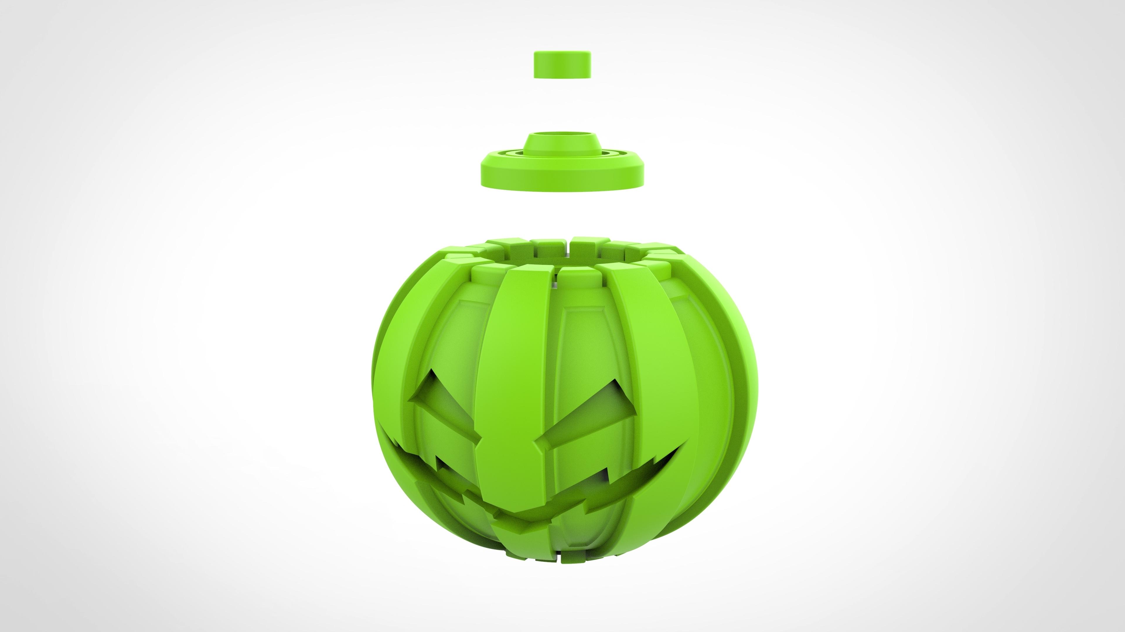 033.jpg Download 3MF file Green goblin bombs from the Spide-Man comics • 3D print model, vetrock