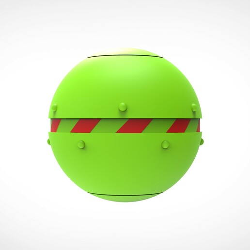 017.jpg Download 3MF file Trap Orb from the Ghostbusters comics  • 3D printable object, vetrock
