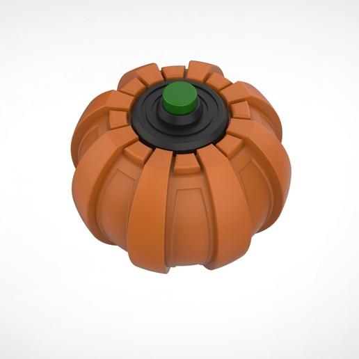 008.jpg Download 3MF file Green goblin bombs from the Spide-Man comics • 3D print model, vetrock