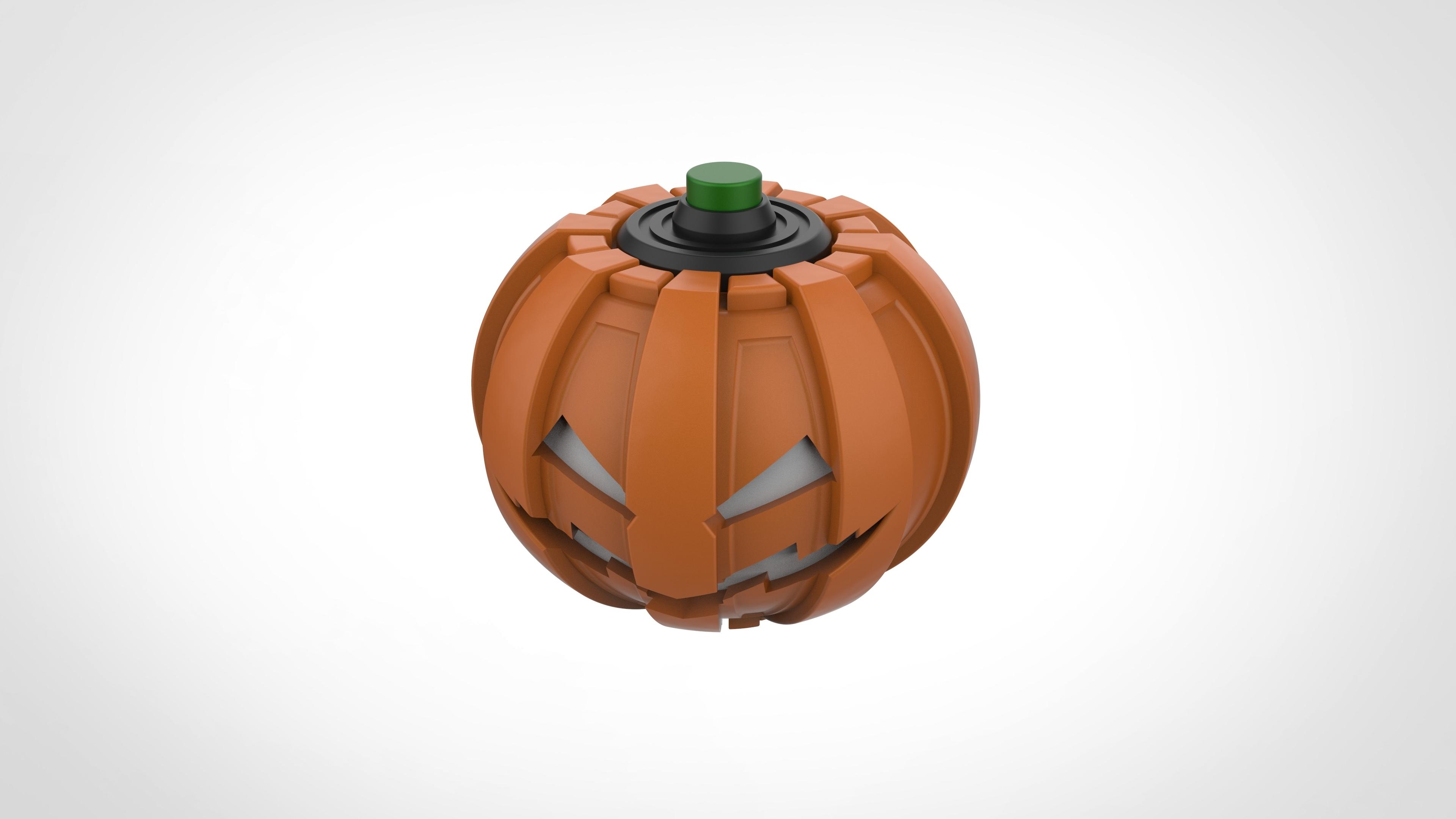 014.jpg Download 3MF file Green goblin bombs from the Spide-Man comics • 3D print model, vetrock