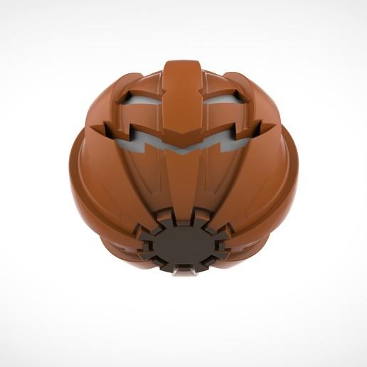 010.jpg Download 3MF file Green goblin bombs from the Spide-Man comics • 3D print model, vetrock