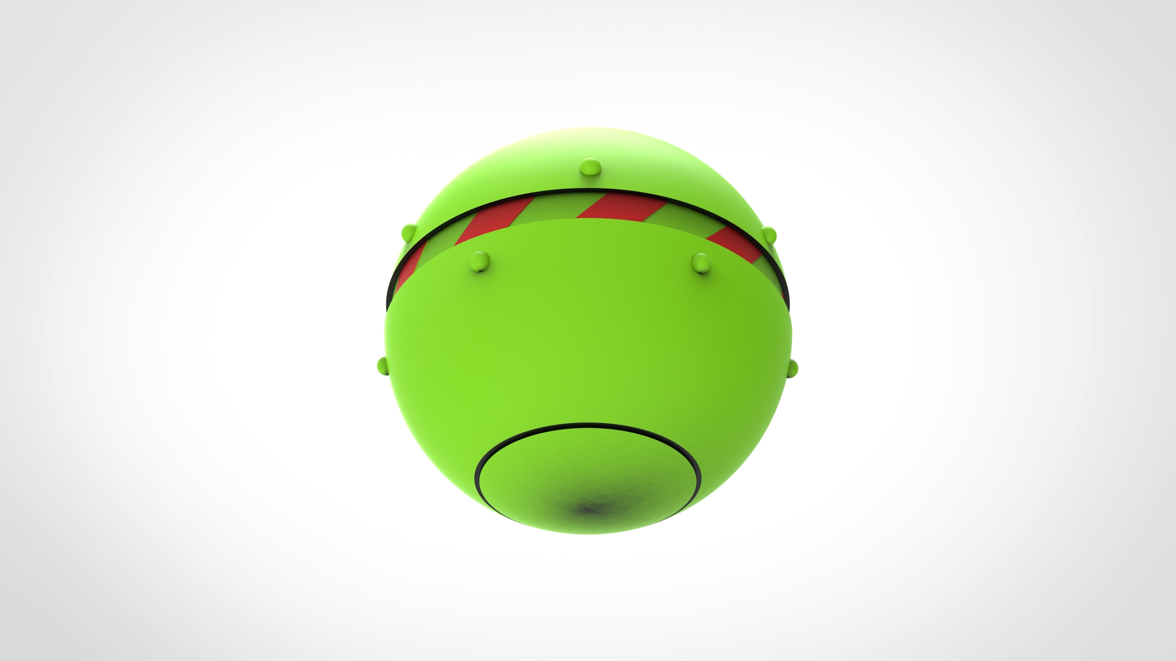 018.jpg Download 3MF file Trap Orb from the Ghostbusters comics  • 3D printable object, vetrock