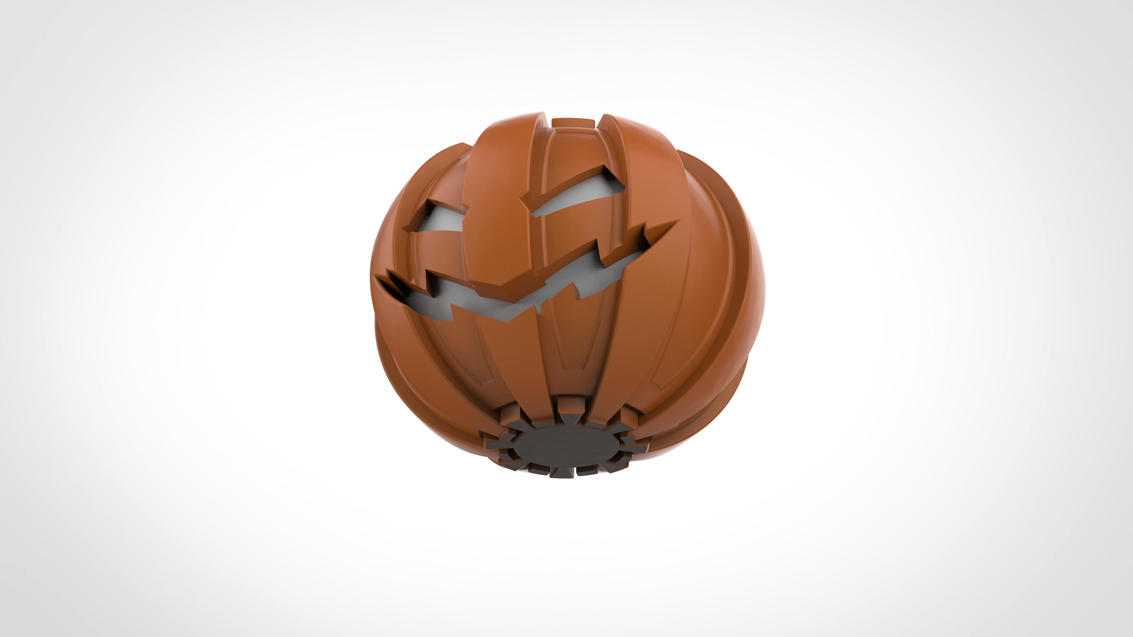006.jpg Download 3MF file Green goblin bombs from the Spide-Man comics • 3D print model, vetrock