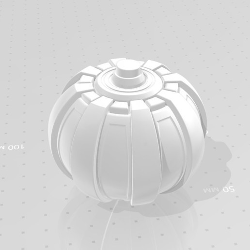 046.jpg Download 3MF file Green goblin bombs from the Spide-Man comics • 3D print model, vetrock