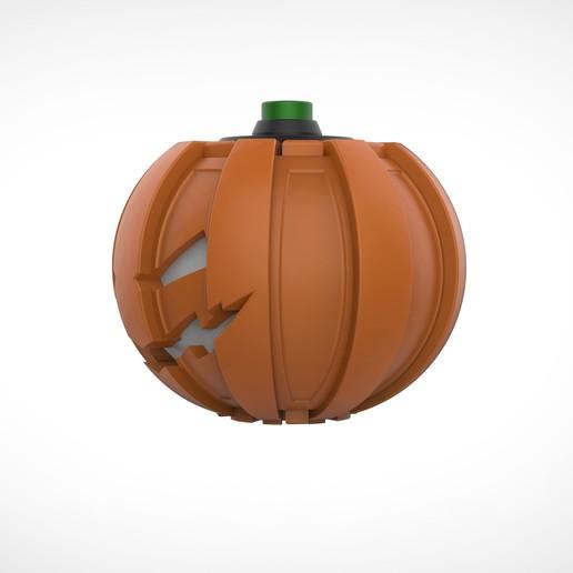 004.jpg Download 3MF file Green goblin bombs from the Spide-Man comics • 3D print model, vetrock