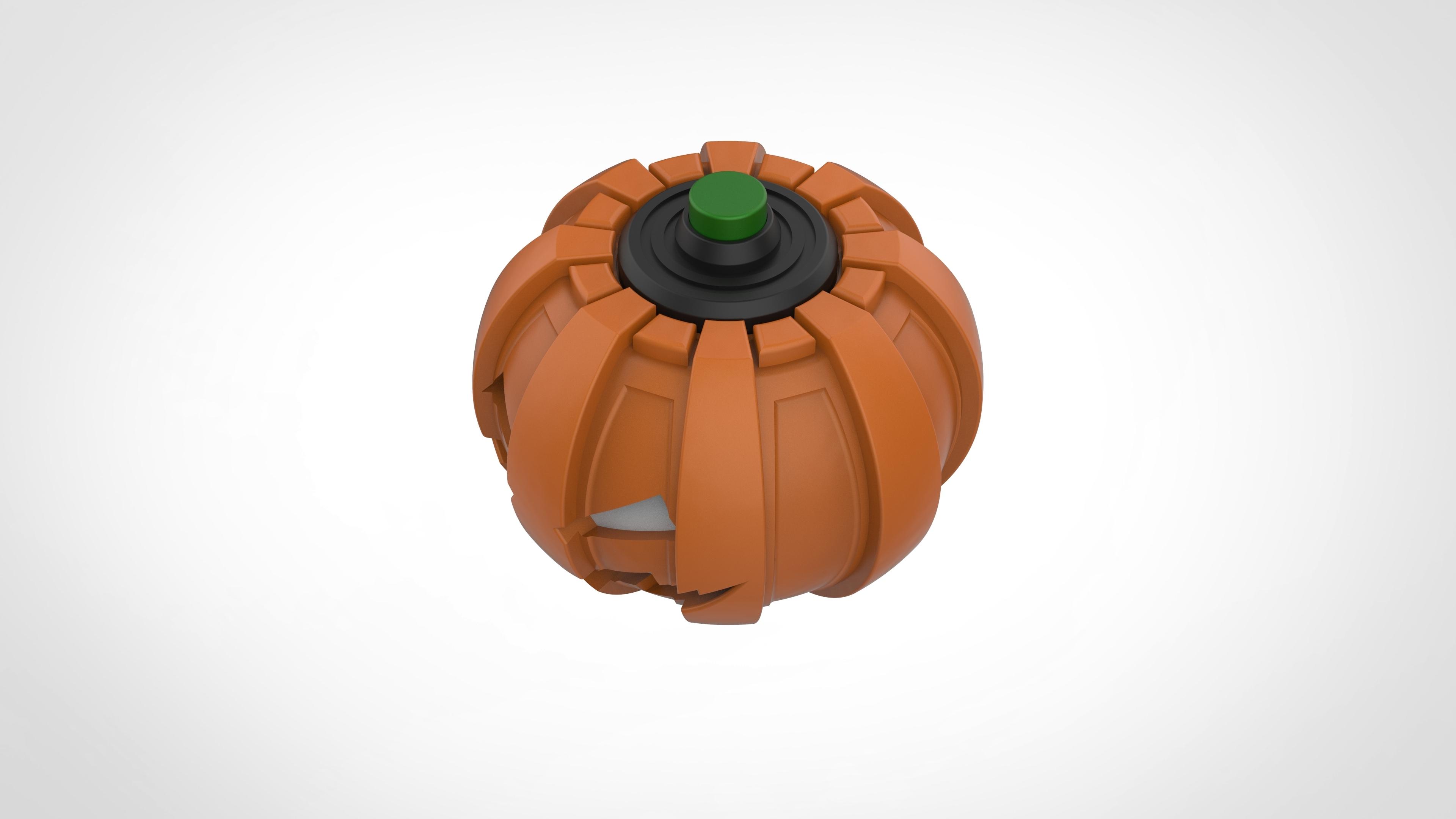 003.jpg Download 3MF file Green goblin bombs from the Spide-Man comics • 3D print model, vetrock